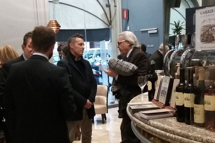 A Roma l'anteprima dei vini del Lazio In vetrina le produzioni in vendita nel 2019
