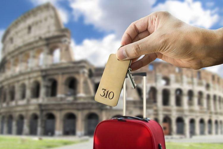 Roma, la frenata dei turisti Pernottamenti in calo dell'1,8%