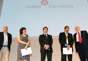 Roma InConTra: nasce all'Ara Pacis  il salotto estivo di Cortina