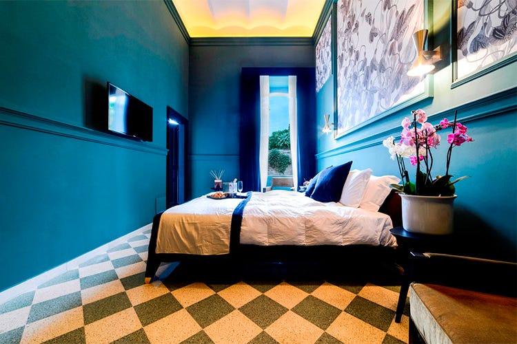 roma luxus hotel accoglienza di classe con 2 ristoranti guidati da chef stellati italia a tavola. Black Bedroom Furniture Sets. Home Design Ideas