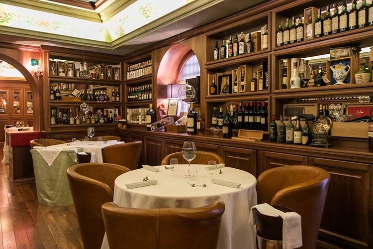 A Roma vini toscani e menu stellato Una serata con Daniele Cernilli