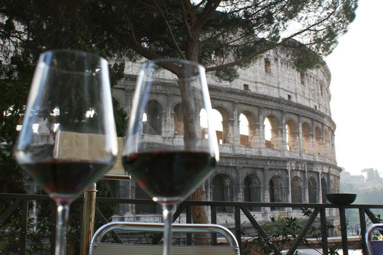 "Le ""Roma Wine Weeks"" celebrano la vendemmia capitolina"