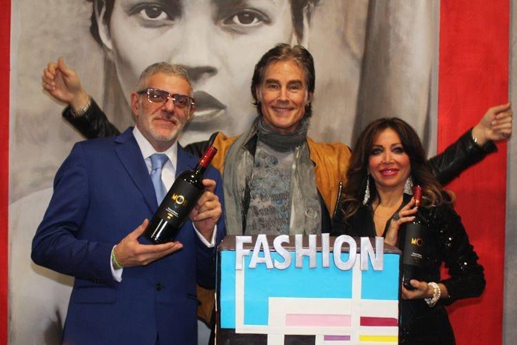 Da Beautiful a Vinitaly 2020 Ronn Moss porta in Italia il suo vino
