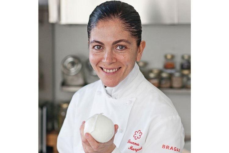Rosanna Marziale, Premio IaT 2011 «Il sondaggio fa scoprire nuovi talenti»