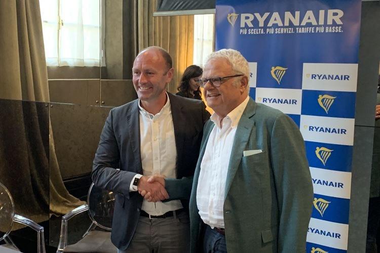 Ryanair e Codacons Intesa per tutelare i viaggiatori