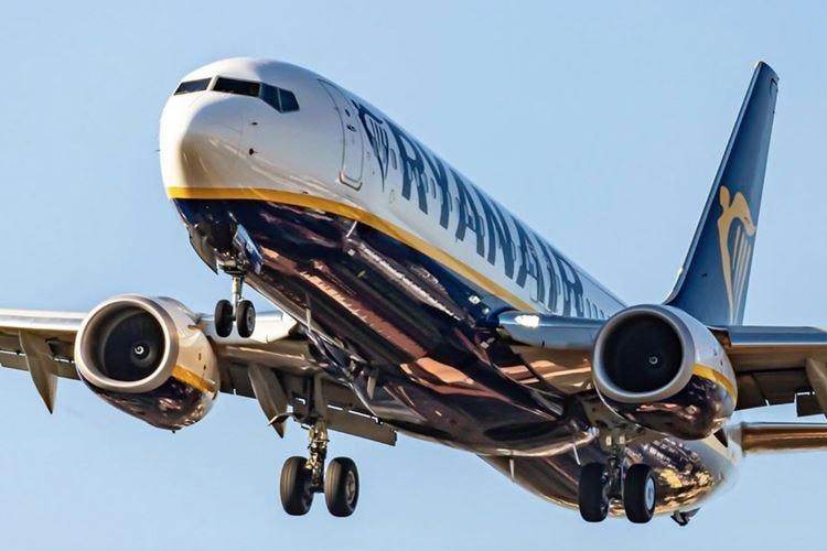 "Ryanair ""corre"" ad agosto, +8%"