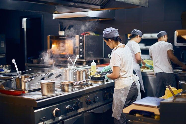 I risultati del monitor S.Pellegrino: il 22% dei giovani chef non è occupato - Giovani chef, serve più formazione Fiscalità e gestione business i temi