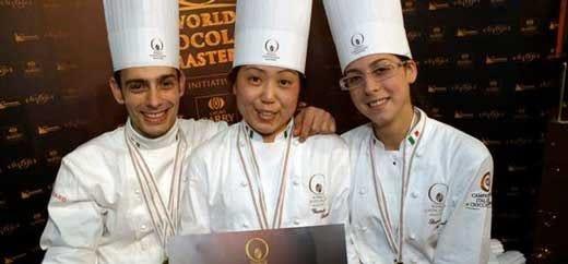 La giapponese Yumiko Saimura è il miglior cioccolatiere d'Italia