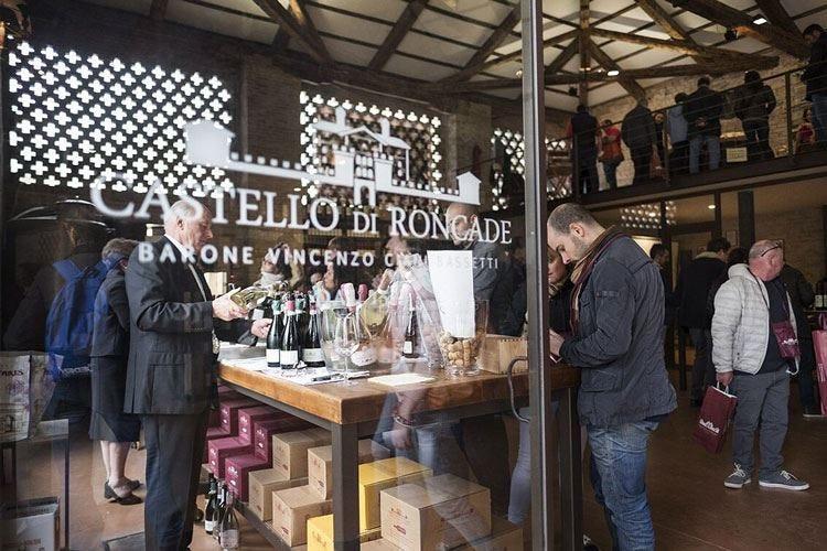 Dietro le quinte dei grandi vini Degustazioni al Castello di Roncade