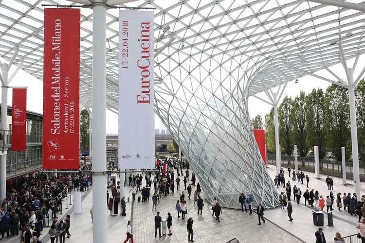 Il Salone del Mobile apre a Milano Spazio al cibo come elemento di design