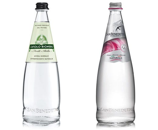 Acqua minerale san benedetto celebra i suoi primi 60 anni - Vi metto a tavola san benedetto ...