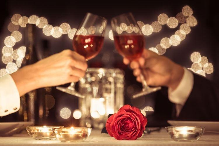 San Valentino a cena per 4 milioni Tutti i menu ad hoc preparati dagli chef