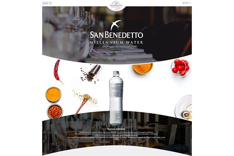 (San Benedetto Millennium Water L'acqua per l'alta ristorazione)