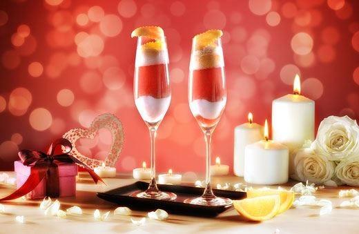 I nuovi cocktail per San Valentinofirmati da Francesco Cione e Sanbittèr