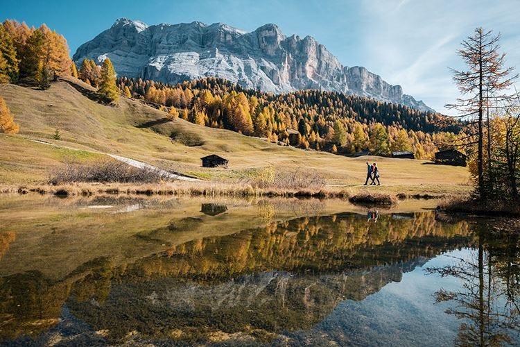 I sapori dell'autunno in Alta Badia Camminate, rifugi e chef stellati