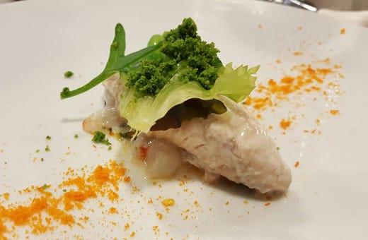 Scabin al memory resort di bisceglie cena a quattro mani for Lorusso arredamento andria
