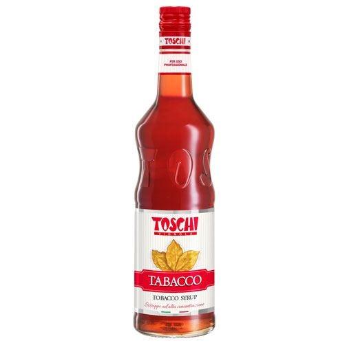 Cocktail al profumo di... tabacco! Tra i nuovi gusti degli sciroppi Toschi