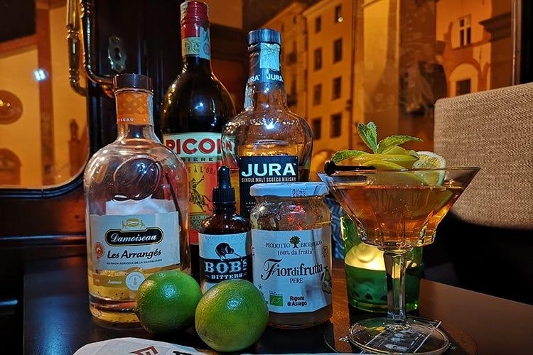 Senza paura - Un drink scaccia stress e paureSenza Paura