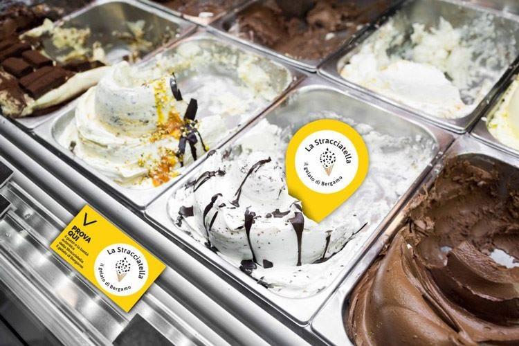 """Una settimana per la Stracciatella Bergamo celebra il """"suo"""" gelato"""