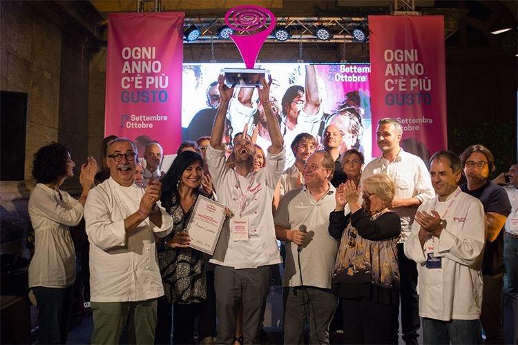 """Il """"Castagnaccio"""" di Alessio Calamini vince il premio dello Sherbeth festival"""