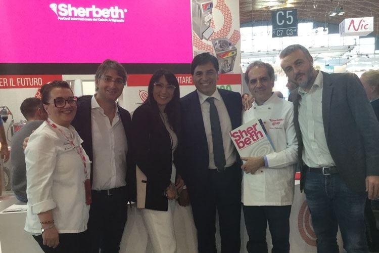 Sherbeth si presenta a Rimini Per la 12ª edizione torna a Catania