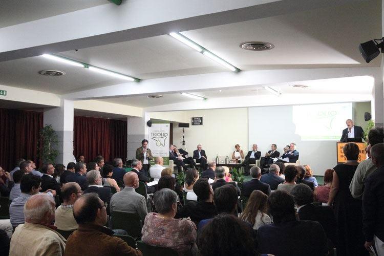 La Sicilia celebra il suo olio Igp Si lavora per il salto di qualità