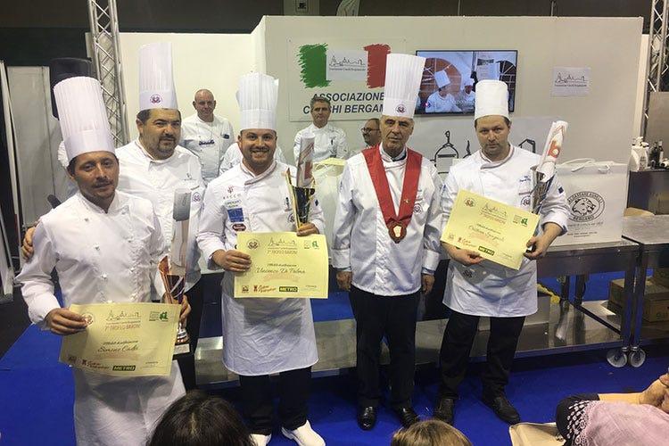 (Al siciliano Vincenzo Di Palma il Trofeo Fiorenzo Baroni 2017)
