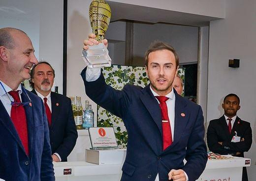 Alex Siliberto primo classificato al concorso nazionale Abi Professional
