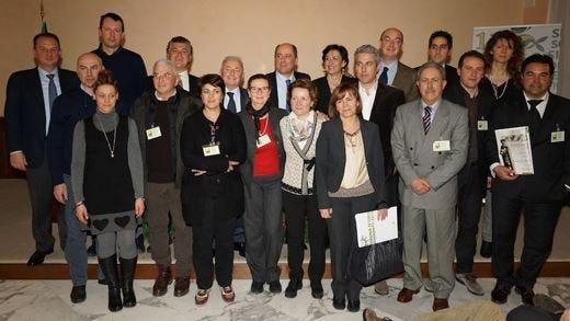 Alle Dop Garda, Canino e Sardegnail Premio Sirena d'oro 2013