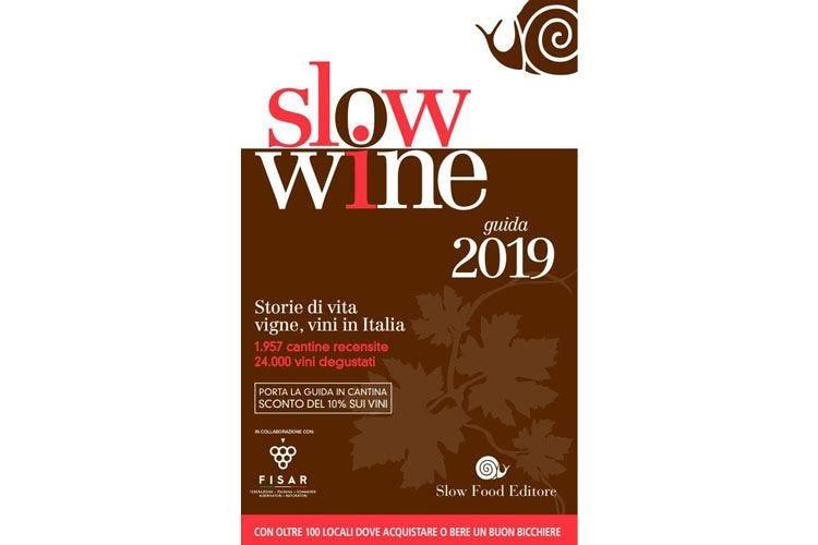 Slow Wine 2019 201 Chiocciole e tre premi speciali