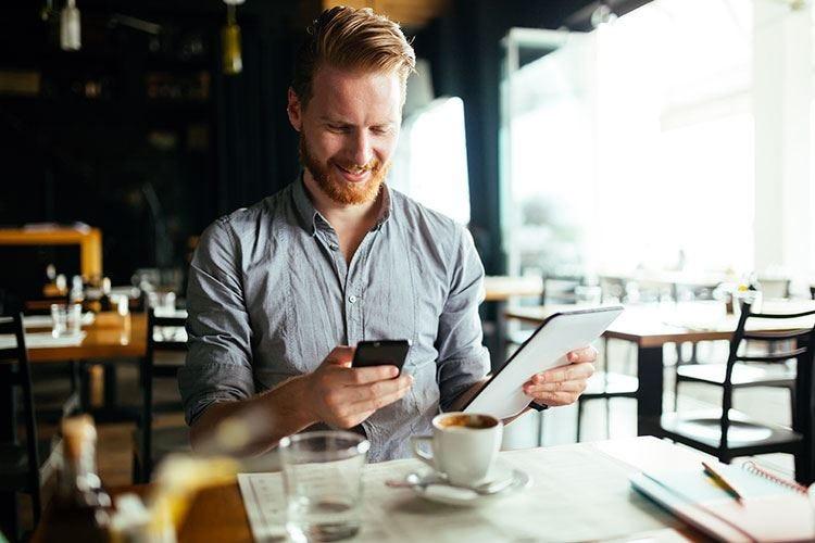 Lo smartphone e l'Horeca Un workshop sui nuovi scenari