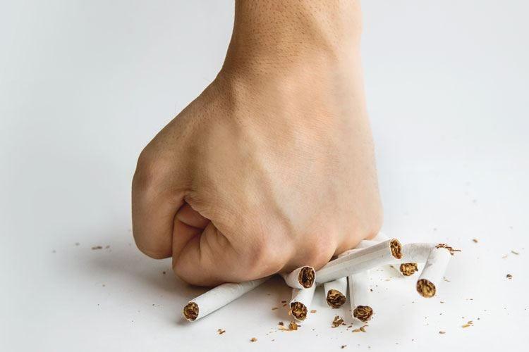 Smettere di fumare grazie alla citisina Processo graduale e poco invasivo