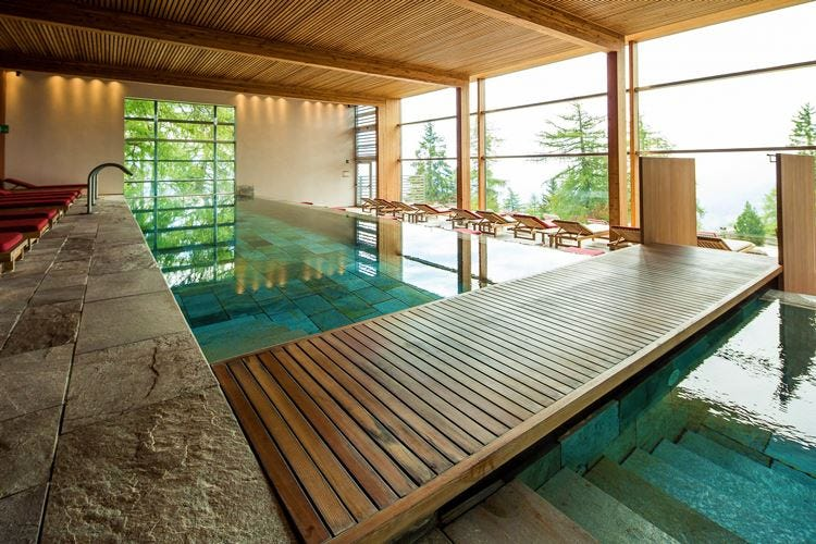 """Al Vigilius Mountain Resort un soggiorno """"digital detox"""""""