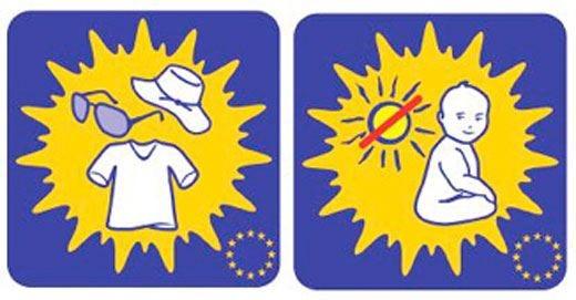 Bambini, attenti al sole di giugno No alla crema, meglio l'ombra