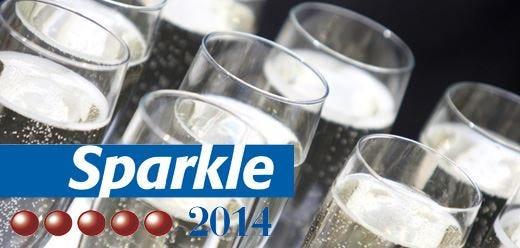 Sparkle 2014, le 5 Sfere a 68 eccellenzeLombardia in testa con 27 vini premiati