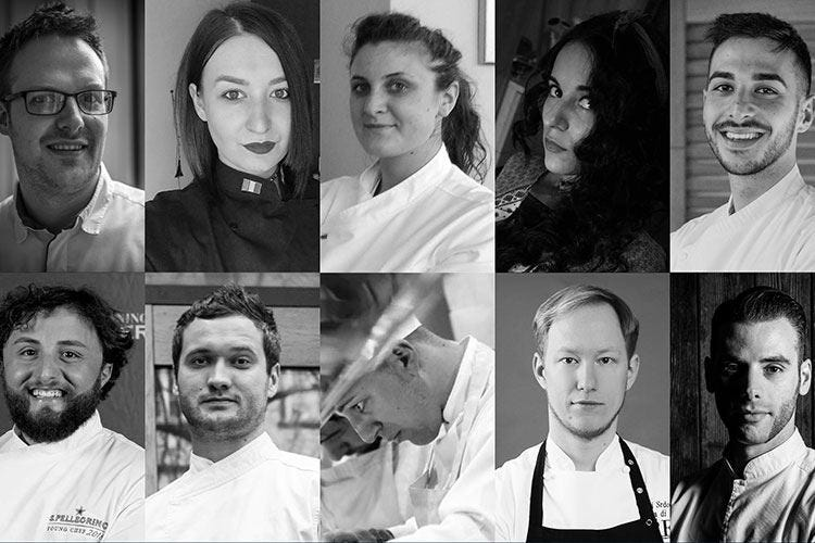 S.Pellegrino Young Chef, in 10 per la finale Italia e Sud-Est Europa