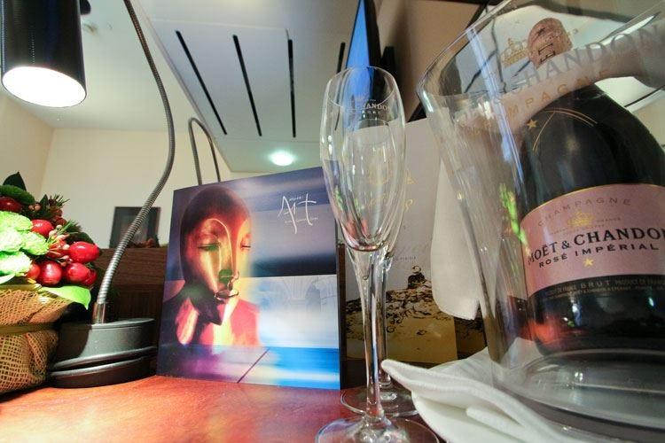 Le spezie d'Oriente in un bicchiere Un percorso di gusto all'Hotel Art di Roma