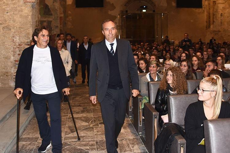 Sport e disabilità, Alex Zanardi: «Se c'è passione le cose accadono»