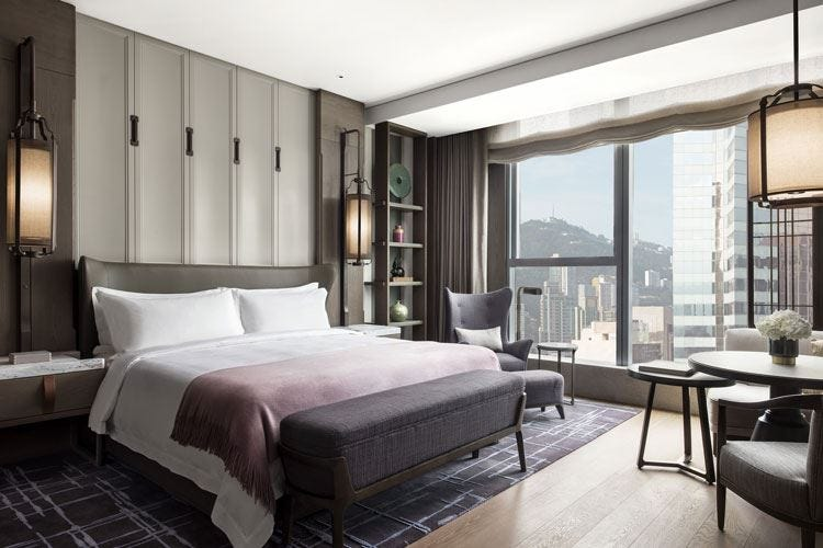 St. Regis sbarca a Hong Kong Tutto il lusso in 129 camere