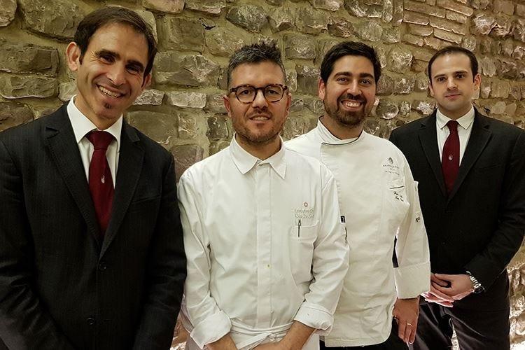 La stella Michelin del Brunelleschi da gennaio apre anche per pranzo