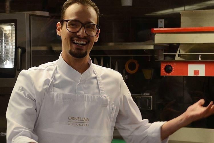 Stella Michelin all'Ornellaia di Zurigo In cucina l'italiano Giuseppe D'Errico