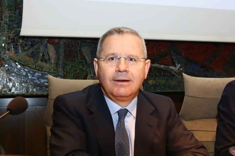 Lino Stoppani (Nomina di spicco per Lino Stoppani È vice presidente di Confcommercio)