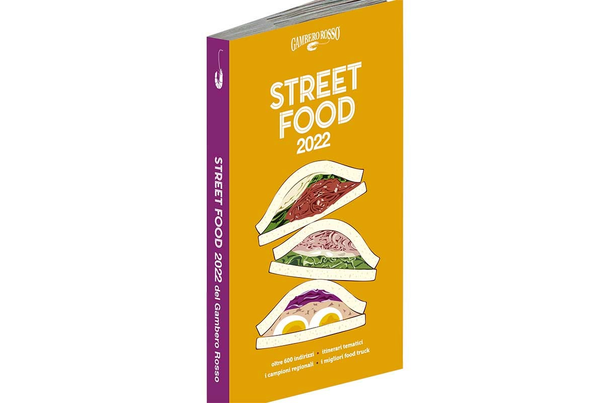 La Guida Street Food di Gambero Rosso Dal Gambero Rosso, 600 indirizzi per il miglior street food d'Italia