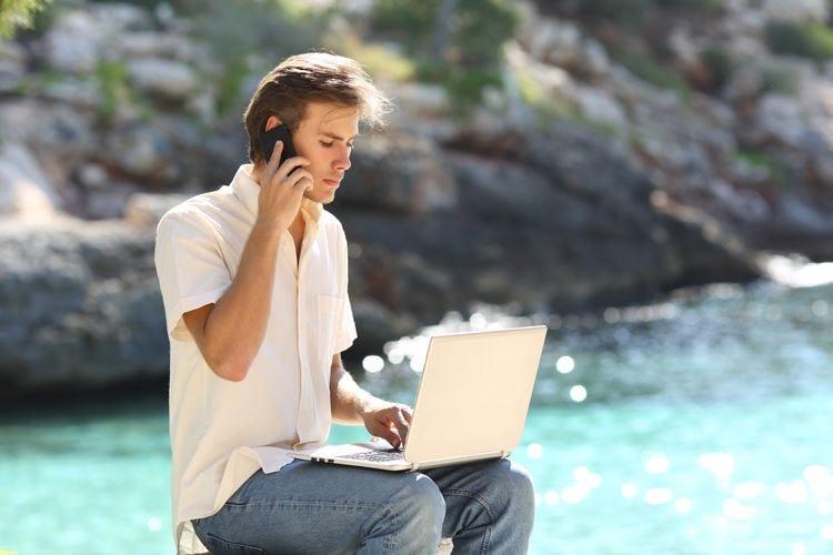 Le vacanze iperattive fanno aumentare lo stress