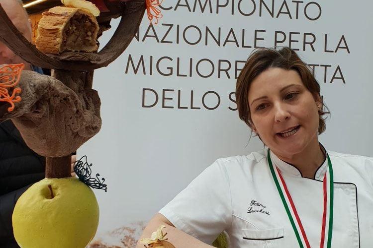 Strudel Cup, vince una donna evocando le foreste del Trentino