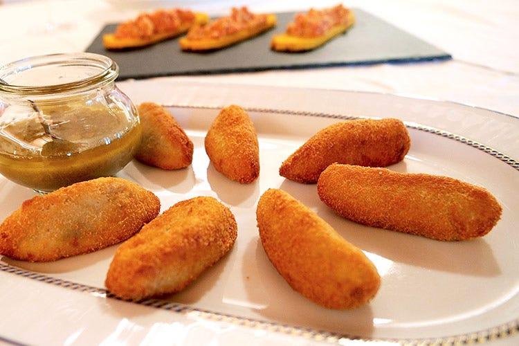 Subric di cardo avorio e patate - Il cardo avorio di Isola d'Asti Genuino e versatile in cucina