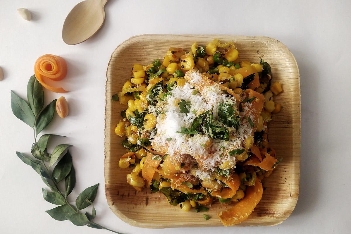 Il Sundali Sundali di mais e carote