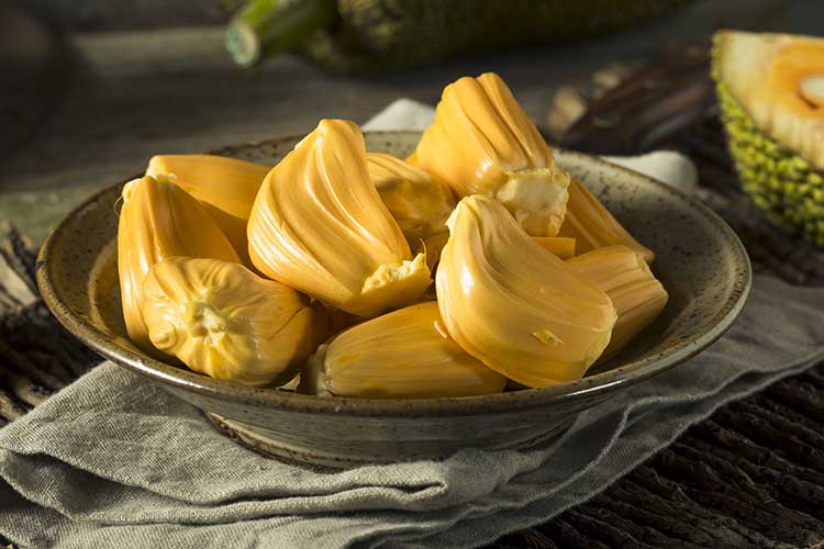 (La Festa della donna a tavola Superfood e jackfruit ingredienti principi)