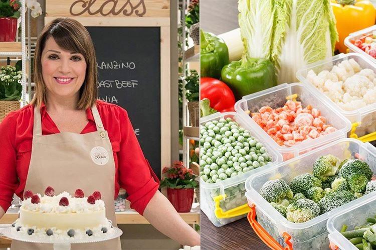 Surgelati e dieta infantile Sonia Peronaci aiuta le mamme