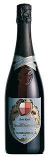 Franciacorta brut rosè Millesimato 2003 di Fratelli Berlucchi